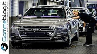 2020 Audi A8 - TECH FEATURES DEVELOPMENT DOCUMENTARY