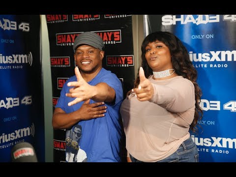 Lizzo on Women Empowerment & Self-Love + Performs Live on Sway in the Morning | Sway's Universe