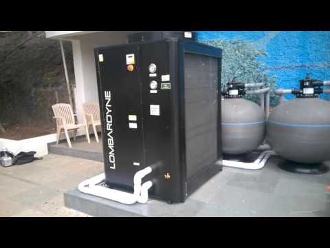 55000 Liters Swimming Pool Heat Pump