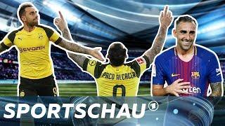 Paco Alcacer - Fünf Fakten über den Superstürmer von Borussia Dortmund | Sportschau
