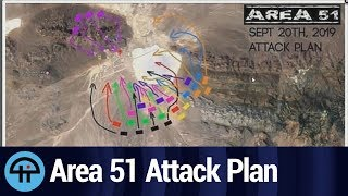 Area 51 Attack Plan Invoves Furries, Naruto Runners