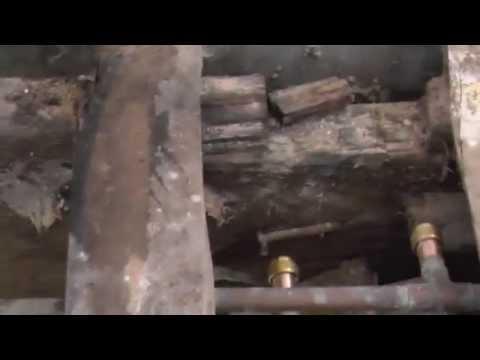 DIY: Plumbing a bathroom using pushfit fittings / Conex Cuprofit / Pushfit plumbing