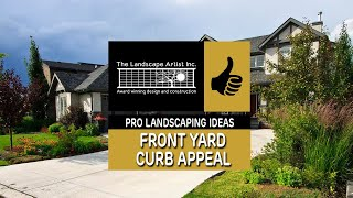 Front Yard Landscaping Ideas.