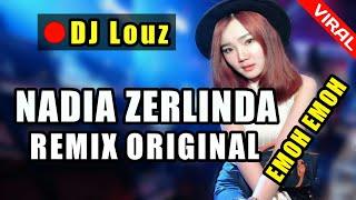 DJ EMOH EMOH (NADIA ZERLINDA) TIK TOK 2019