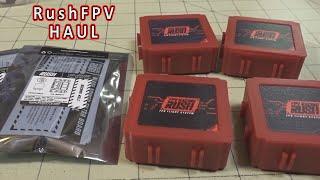RushFPV Latest Stacks (BLADE Sport & Super, F722 Flight Controllers)