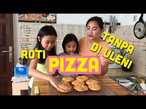 Video RESEP ROTI PIZZA TANPA DIULENI #52