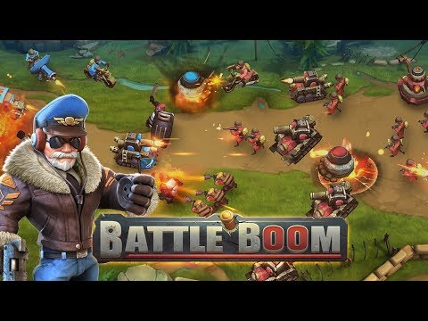 [Battle Boom] Enemies up ahead Commander! ll Preview
