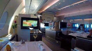 Lufthansa Airbus 330-600 First Class flight Tokyo/Narita to Frankfurt - Alan Walker Mix