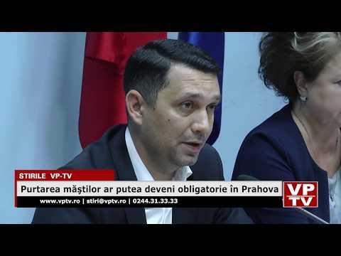 Purtarea măştilor ar putea deveni obligatorie în Prahova