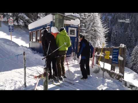 Skigebiet Achensee Pertisau