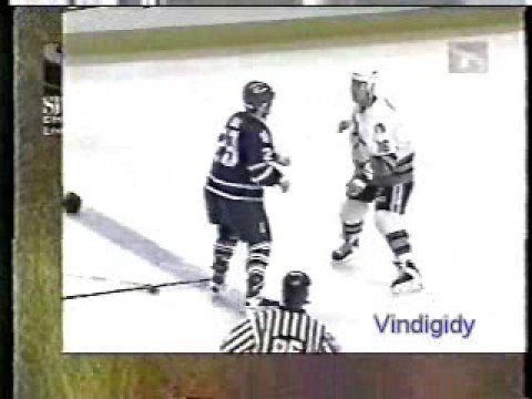Dody Wood vs. Tie Domi