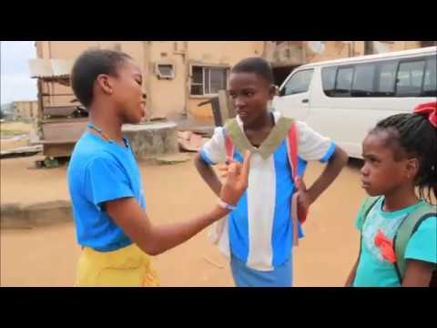 Jenifa and Current Affairs (thank you all)  (SCHOOL2 COMEDY) (Nigerian Comedy)