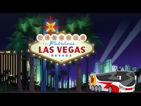 Supa Strikas - Season 5 Episode 63 - Cheer and Loafing in Las Vegas