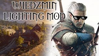 Wiedzmin Lighting Mod - White Orchard