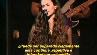 These R The Thoughts - Alanis Morissette - Subtitulado Castellano