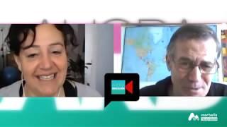 Entrevista a Sofía Morales en Ahora Educación