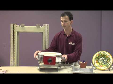 How To Tips from Delphi Glass - Vitrograph Kiln