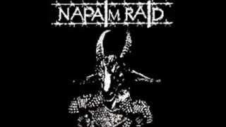 Napalm Raid - In Conspiracy with Satan (Bathory)