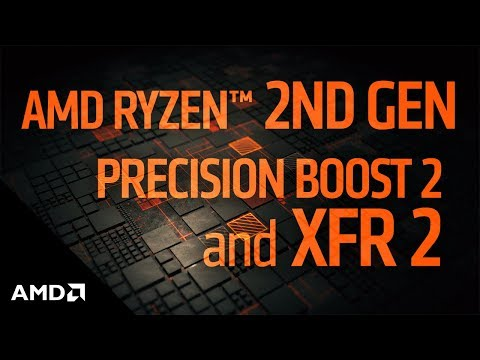 AMD Ryzen 7 2700X (AM4, 3.70GHz, 8-Core)