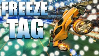 THE BEST WAY TO PLAY FREEZE TAG!