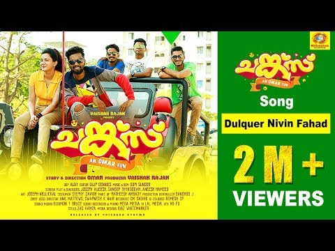 Penne Penne song - Chunkzz Malayalam movie