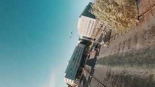 Fpv flying (fall)