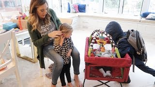 Morning Routine with 6 KIDS! (+ morning survival tips)