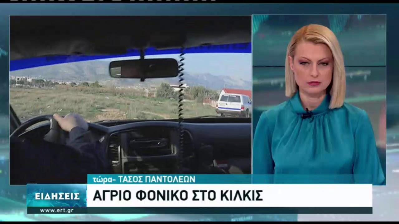 27χρονος ανιψιός σκότωσε τον 63χρονο θείο του στο Κιλκίς | 13/3/2021 | ΕΡΤ