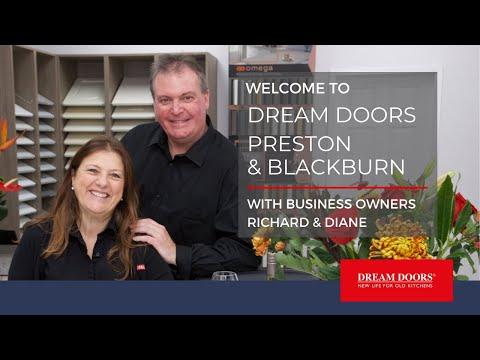 Preston & Blackburn Kitchen Showroom  video