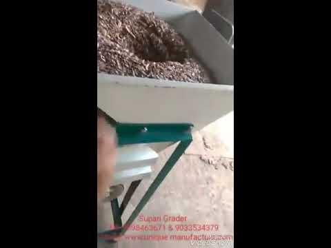 Tukda Supari (Betel Nut) Grader