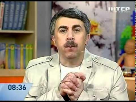 Круп или ларингит - Доктор Комаровский - Интер