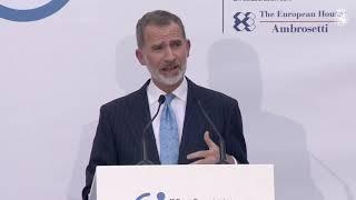 Palabras de S.M. el Rey en el II Foro Económico Internacional EXPANSIÓN