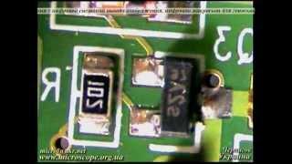 Электронная плата, переоборудование микроскопов МБС