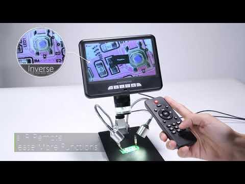 Andonstar AD207 Digital Microscope for SMD DIY Eletronics