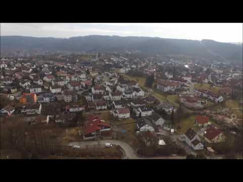 Allmersbach im Tal - Luftaufnahmen