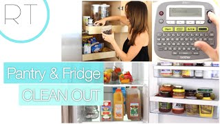 Bersihkan Lemari Dapur & Kulkas dengan Trik Mudah Ini