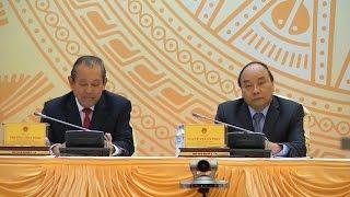 Thủ tướng dự Hội nghị tổng kết năm 2016 của Văn phòng Chính phủ