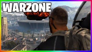STADIUM IS OPEN   Modern Warfare Warzone SOLO Season 5 LIVE