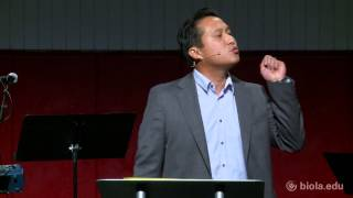 David Wang: Genesis 39: Joseph and Potiphar's Wife - Biola University Chapel