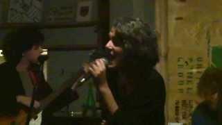 Charlotte & Magon / Modern Time / Hoodna Bar Florentin / Tel Aviv / 26.10.13 /