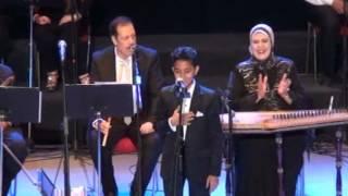 تحميل اغاني لؤي عبدون المطرب الموهوب يغني بمصاحبة فرقة أوتار الكلمات بقيادة د. منال عفيفي MP3