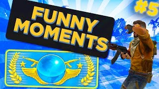 Global Elite Funny Moments #5