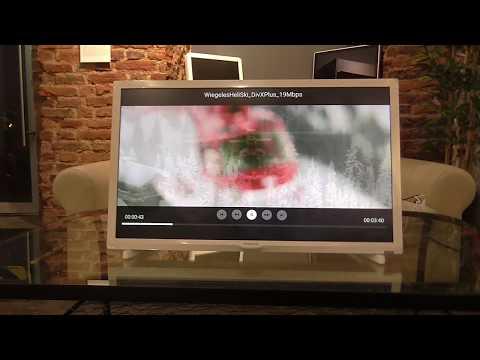 Обзор телевизора Philips 24PFT4032