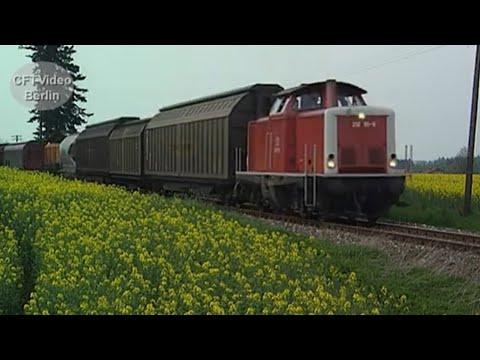 Die Baureihen 212 und 213 der DB