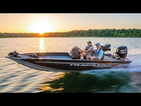 Tracker Pro Team 175 TF video