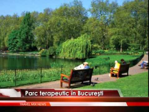Parc terapeutic în Bucureşti – VIDEO