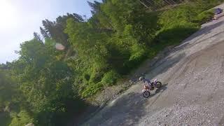 Motocross vs FPV Drone | DJI FPV