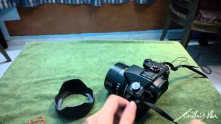 Leica V-lux typ 114 Unboxing + Extra