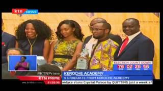 9 Entrepreneurs graduate from Keroche Academy