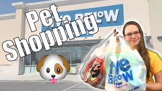 FIVE BELOW PET HAUL: Shopping For Dog Supplies At Five Below | Shop With Me For My Pets